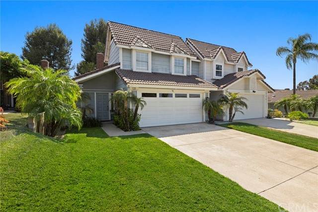 131 S Larkwood Street, Anaheim Hills, CA 92808 (#PW21121401) :: Compass