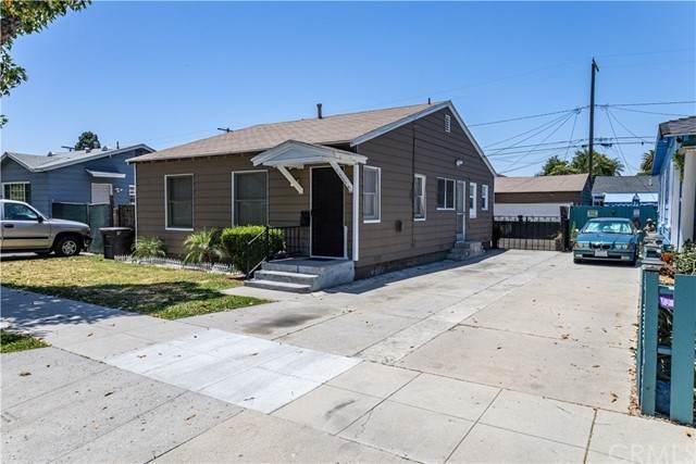 5459 Lemon Avenue, Long Beach, CA 90805 (#DW21121843) :: Dannecker & Associates