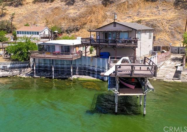 12521 Lakeshore Drive, Clearlake, CA 95422 (#LC21116836) :: Compass