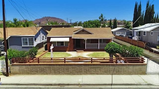 1336 Peach Avenue, El Cajon, CA 92021 (#PTP2103972) :: Keller Williams - Triolo Realty Group