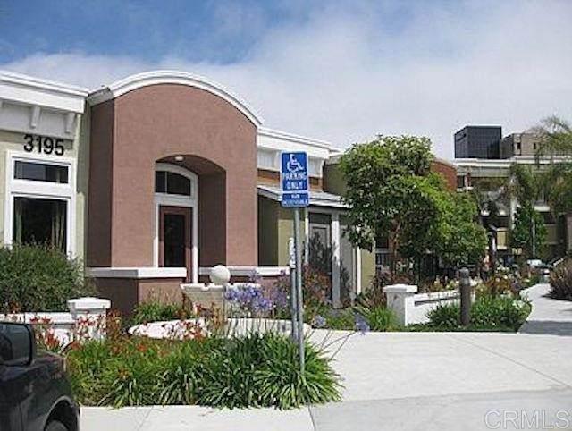 3546 Shoreline Bluff Lane, San Diego, CA 92110 (#PTP2103975) :: Compass