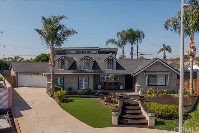 15503 San Ardo Circle, La Mirada, CA 90638 (#PW21123863) :: Wannebo Real Estate Group