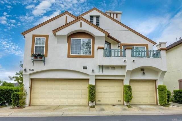16981 Meadowlark Ridge Road #1, San Diego, CA 92127 (#NDP2106578) :: Zember Realty Group