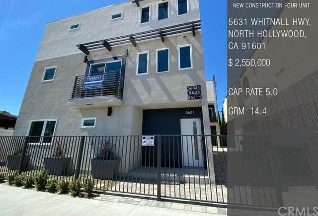 5631 Whitnall, North Hollywood, CA 91601 (#PW21123793) :: Compass