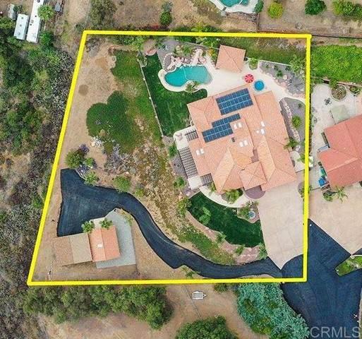 12386 Single Oak Place, Lakeside, CA 92040 (#PTP2104022) :: Keller Williams - Triolo Realty Group