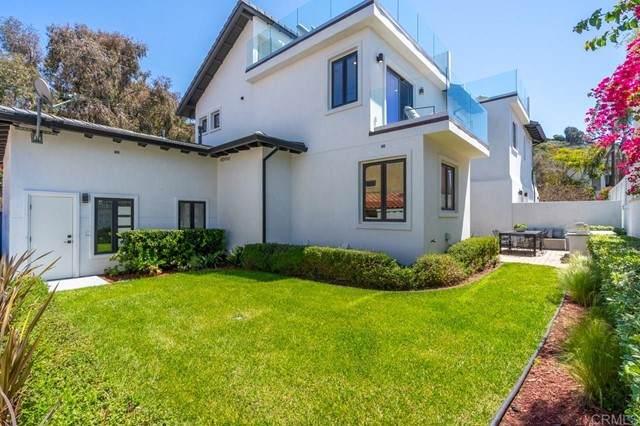 656 Rosemont/Draper, La Jolla, CA 92037 (#NDP2106617) :: SunLux Real Estate
