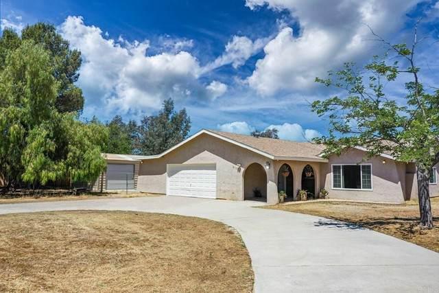 2111 Robertson Street, Ramona, CA 92065 (#NDP2106644) :: PURE Real Estate Group