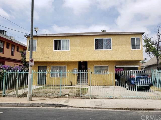 901 W 83rd Street, Los Angeles, CA 90044 (#PW21125473) :: Keller Williams - Triolo Realty Group