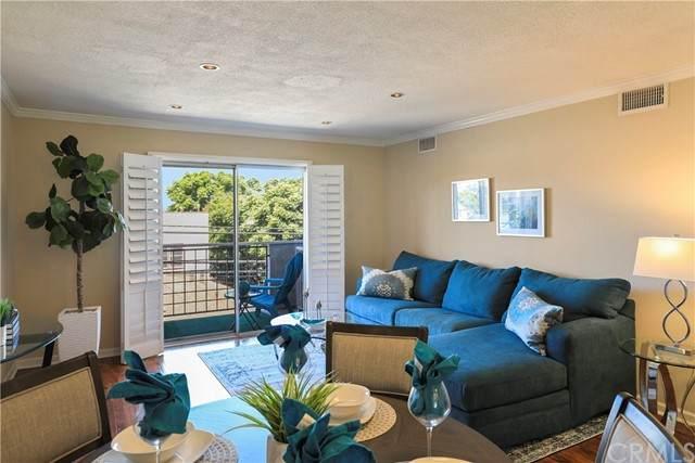 505 W 5th Street #215, Long Beach, CA 90802 (#PW21123230) :: Keller Williams - Triolo Realty Group