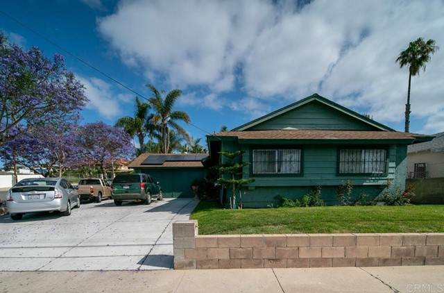 2824 Caulfield Drive, San Diego, CA 92154 (#NDP2106661) :: The Marelly Group | Sentry Residential