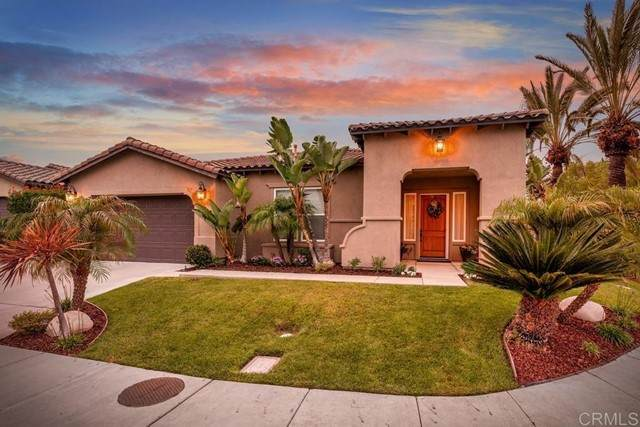 1736 Azul Vista, San Marcos, CA 92078 (#NDP2106659) :: Zember Realty Group