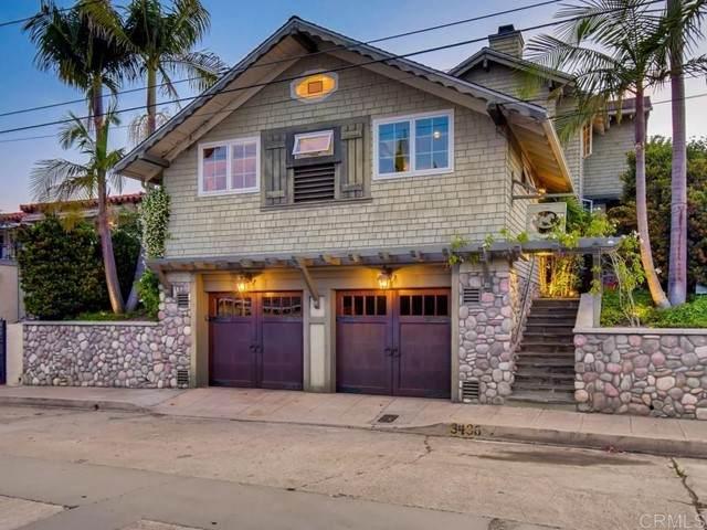 3436 Goldfinch Street, San Diego, CA 92103 (#NDP2106668) :: Dannecker & Associates