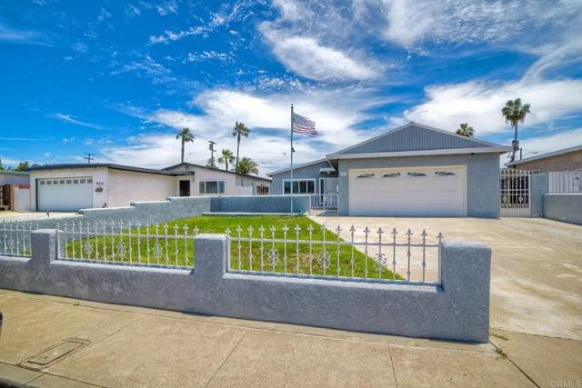 965 Granger Street, San Diego, CA 92154 (#PTP2104065) :: The Marelly Group | Sentry Residential
