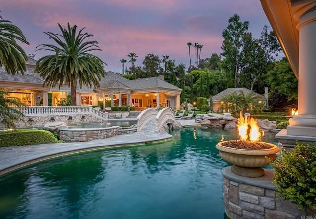 16715 Camino Sierra Del Sur, Rancho Santa Fe, CA 92067 (#NDP2106705) :: PURE Real Estate Group