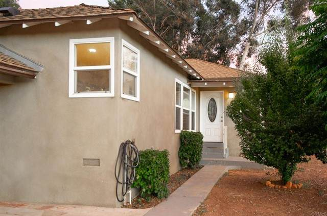 12729 Casa Vista Road, Lakeside, CA 92040 (#PTP2104078) :: The Marelly Group | Sentry Residential