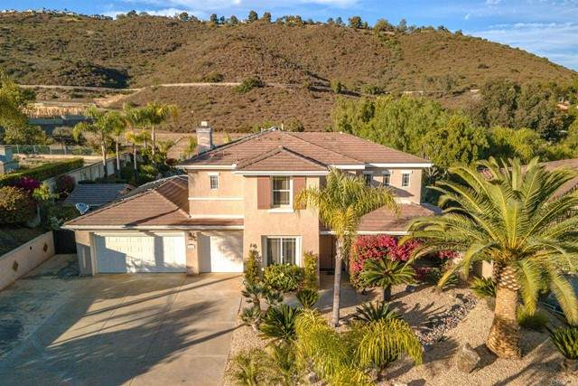 1061 Crimson Drive, San Marcos, CA 92069 (#NDP2106721) :: Carrie Filla & Associates