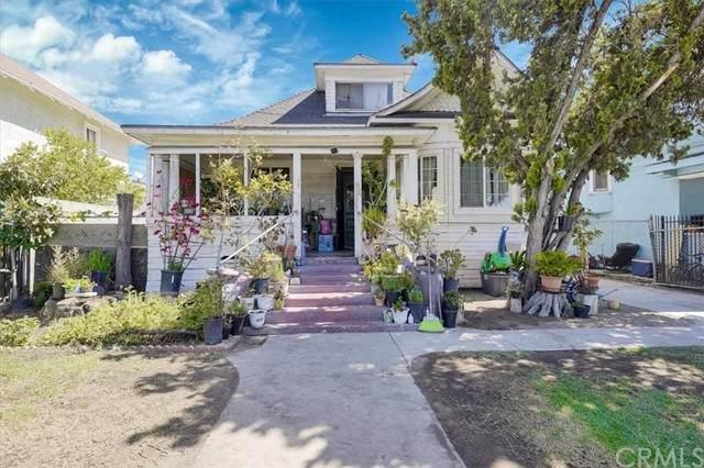751 E Adams Boulevard, Los Angeles, CA 90011 (#DW21126644) :: Compass