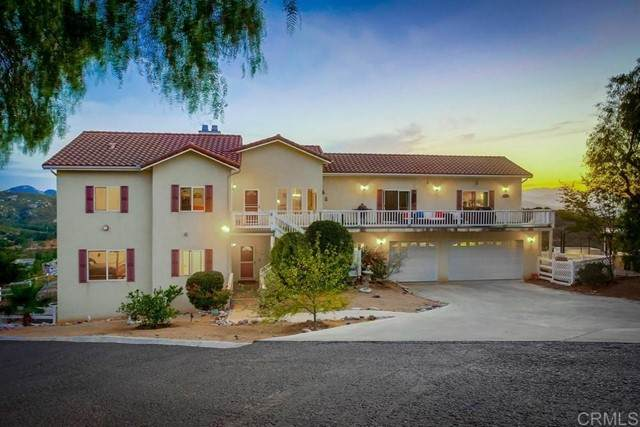 23401 Calistoga Place, Ramona, CA 92065 (#NDP2106742) :: The Stein Group