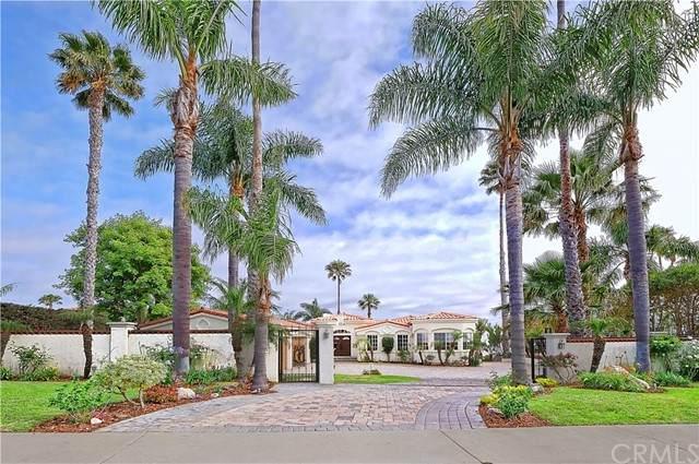 6490 Sea Cove Drive, Rancho Palos Verdes, CA 90275 (#SB21116786) :: Dannecker & Associates