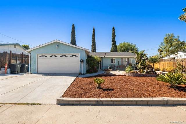 8840 Milburn Ave, Spring Valley, CA 91977 (#NDP2106748) :: The Stein Group