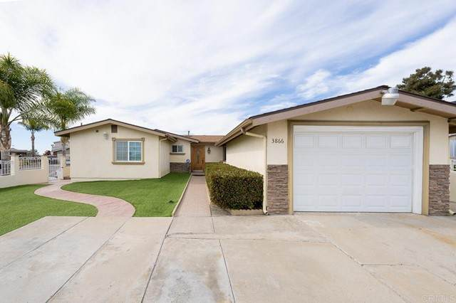 3866 Just Street, San Diego, CA 92154 (#PTP2104101) :: The Marelly Group | Sentry Residential