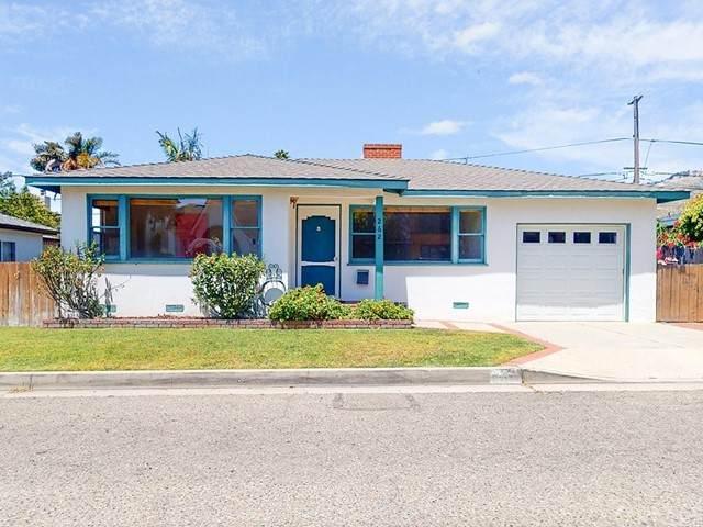 262 Esparto Avenue, Pismo Beach, CA 93449 (#SC21125915) :: PURE Real Estate Group