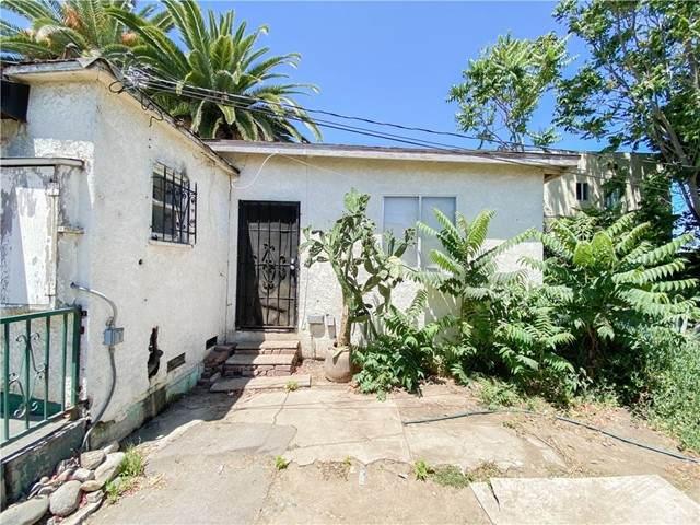1263 W 89th Street, Los Angeles, CA 90044 (#SB21127329) :: Dannecker & Associates