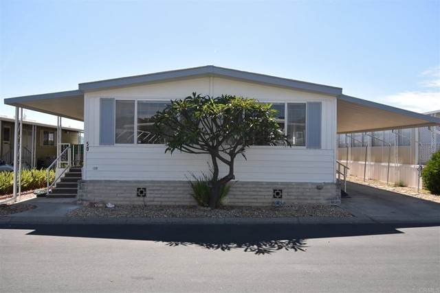 1506 Oak Drive Spc 50, Vista, CA 92084 (#NDP2106775) :: The Marelly Group | Sentry Residential