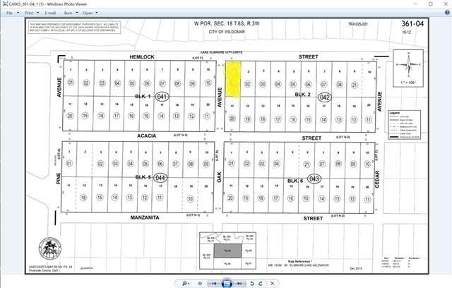 0 Hemlock, Wildomar, CA 92530 (#IG21127636) :: SD Luxe Group