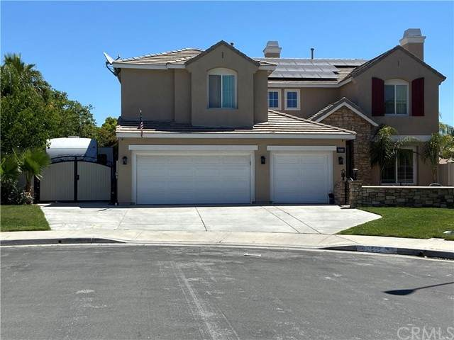 42518 Monahan Place, Murrieta, CA 92562 (#SW21127688) :: PURE Real Estate Group