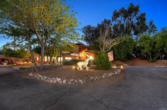 14358 Golden Sunset Ln, Poway, CA 92064 (#NDP2106811) :: The Marelly Group | Sentry Residential