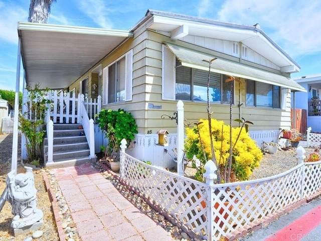 2907 S Santa Fe Road #85, San Marcos, CA 92069 (#NDP2106827) :: PURE Real Estate Group
