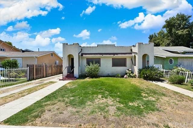 912 W 65th Street, Los Angeles, CA 90044 (#CV21128125) :: Dannecker & Associates