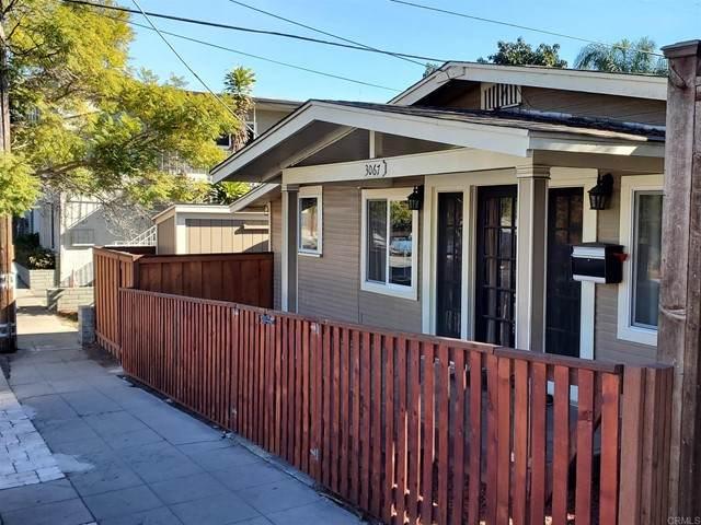 3067 Thorn, San Diego, CA 92104 (#PTP2104140) :: Dannecker & Associates