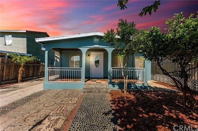 6629 Estrella Avenue, Los Angeles, CA 90044 (#DW21128688) :: Dannecker & Associates