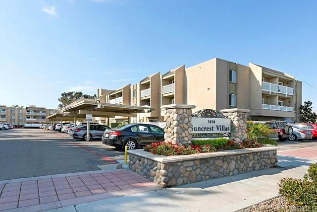 3030 Suncrest Drive #315, San Diego, CA 92116 (#NDP2106914) :: The Stein Group