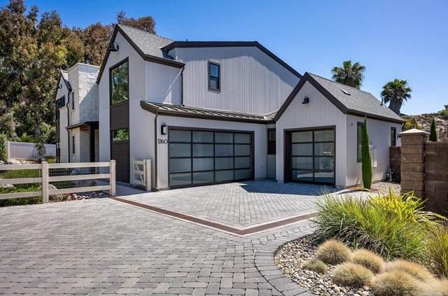 1260 Berryman Canyon, Encinitas, CA 92024 (#NDP2106938) :: Compass