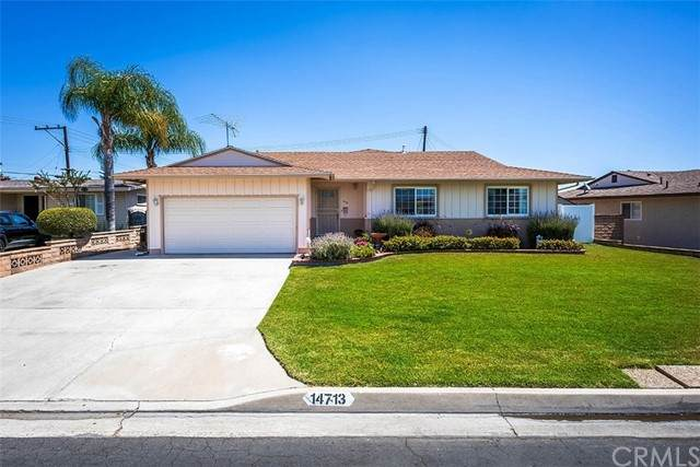 14713 Excelsior Drive, La Mirada, CA 90638 (#PW21130132) :: Wannebo Real Estate Group