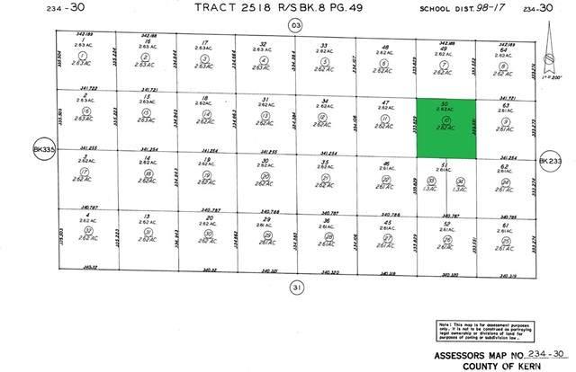 0 140th, North Edwards, CA 93523 (#CV21130703) :: Dannecker & Associates