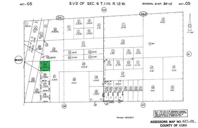 0 Arroyo, Mojave, CA 91301 (#CV21130808) :: Dannecker & Associates