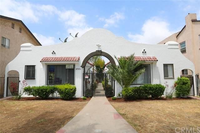 2351 Chestnut Avenue, Long Beach, CA 90806 (#RS21130500) :: Compass