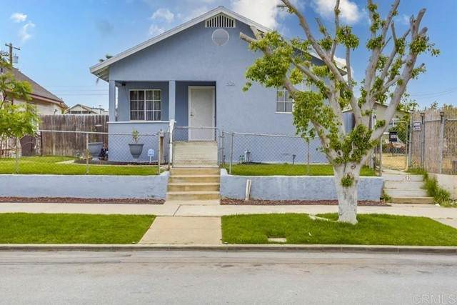 528 D Avenue, National City, CA 91950 (#PTP2104218) :: PURE Real Estate Group