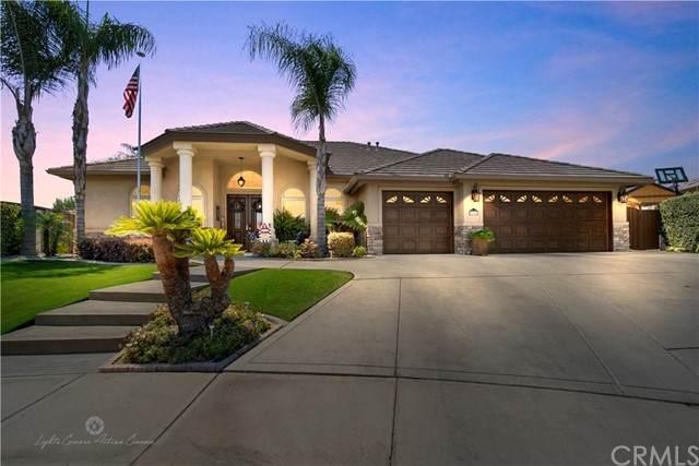 11705 Kenseth Street, Bakersfield, CA 93312 (#OC21131355) :: Dannecker & Associates