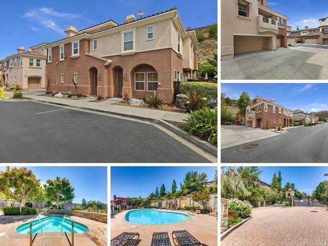 1228 Highbluff Avenue, San Marcos, CA 92078 (#NDP2106980) :: The Marelly Group | Sentry Residential