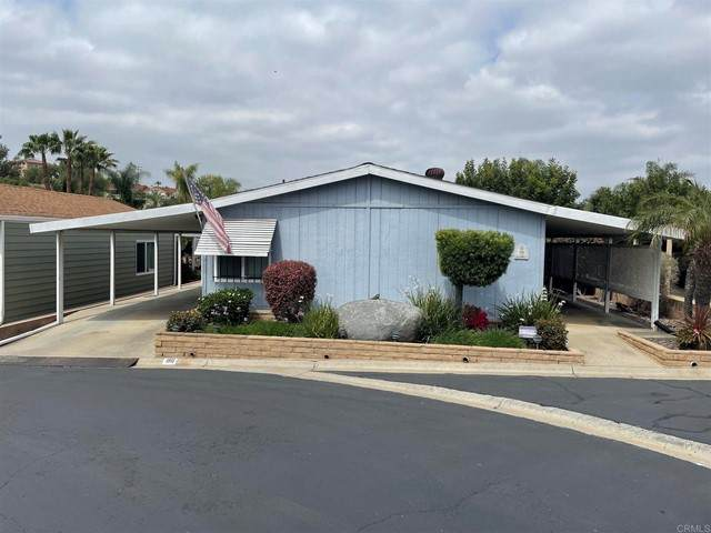 909 Richland Road #86, San Marcos, CA 92069 (#NDP2106990) :: The Marelly Group | Sentry Residential