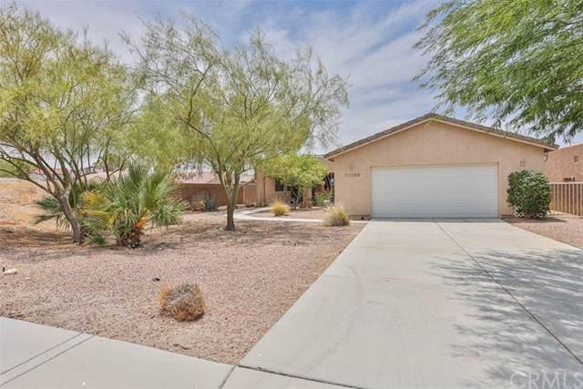 66653 12th Street, Desert Hot Springs, CA 92240 (#PS21131064) :: Compass
