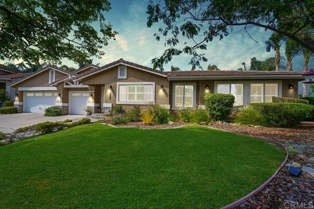 10339 Hitching Post Way, Santee, CA 92071 (#PTP2104232) :: The Stein Group