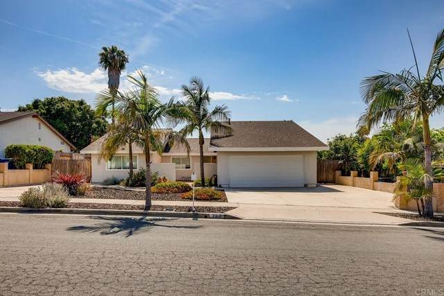 796 Granada Drive, Vista, CA 92083 (#NDP2107023) :: The Marelly Group | Sentry Residential