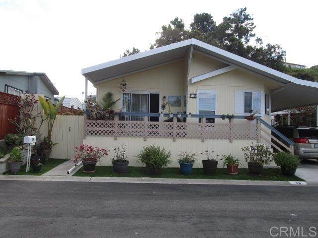 150 S Rancho Santa Fe Rd #59, San Marcos, CA 92078 (#NDP2107038) :: Solis Team Real Estate