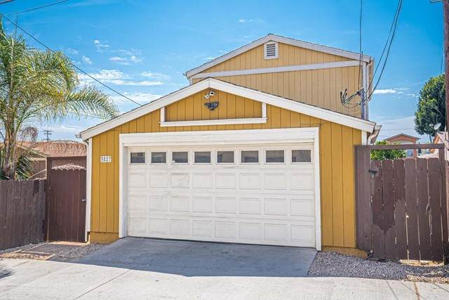 3827 46th Street, San Diego, CA 92105 (#PTP2104262) :: Dannecker & Associates